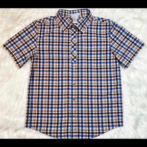 Boys Buttoned Up Shirt